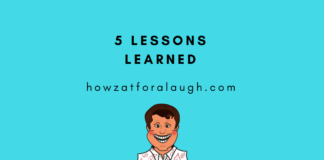 5 Lessons Learned