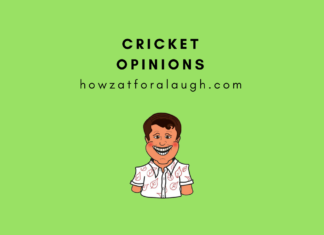 Cricket Opinions