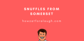 Snuffles from Somerset